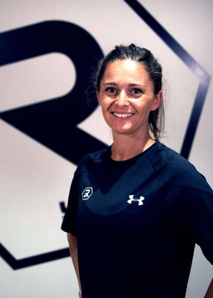 trainer: Marie-Angélique T