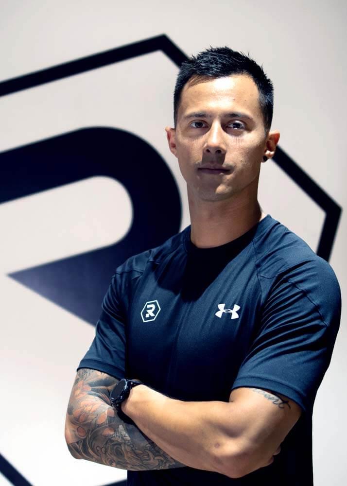 trainer: Nicolas M