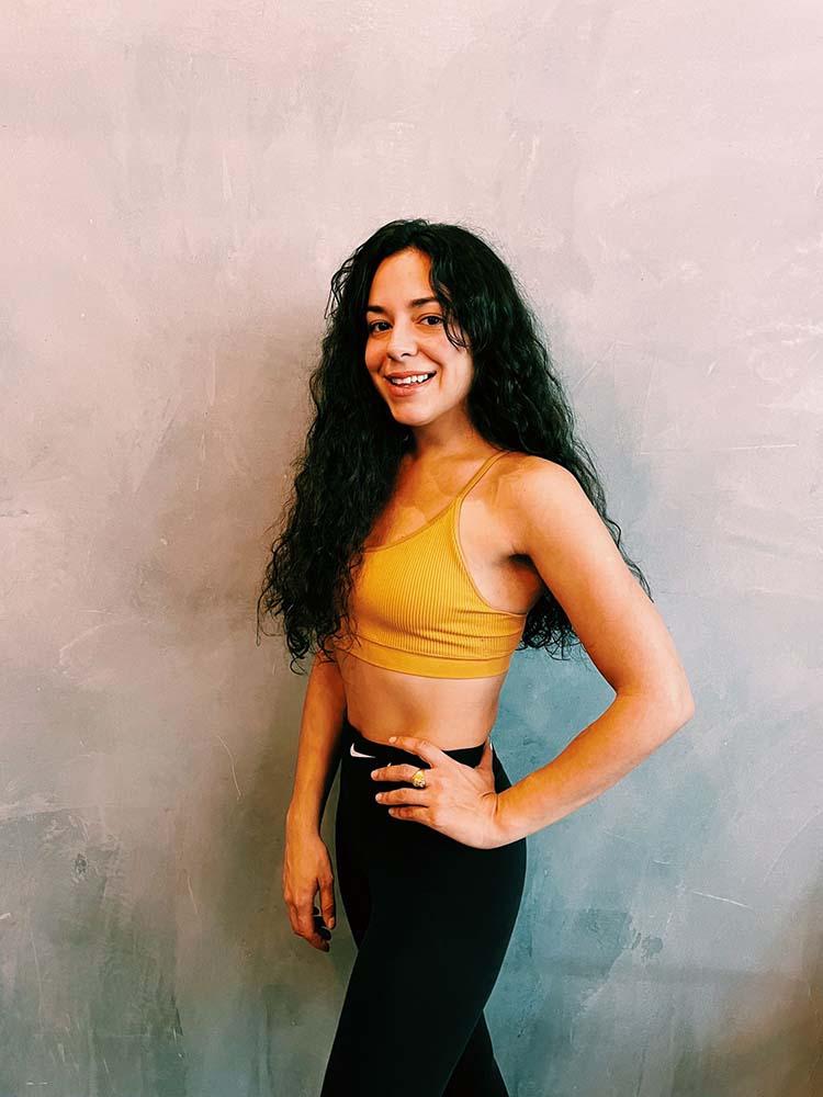 Jasmine Badr