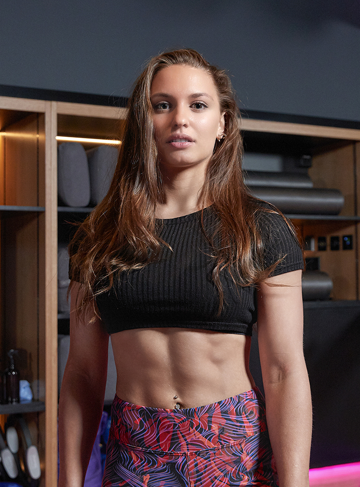 trainer: Katherine