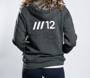 ///12 Full-Zip Hoodie