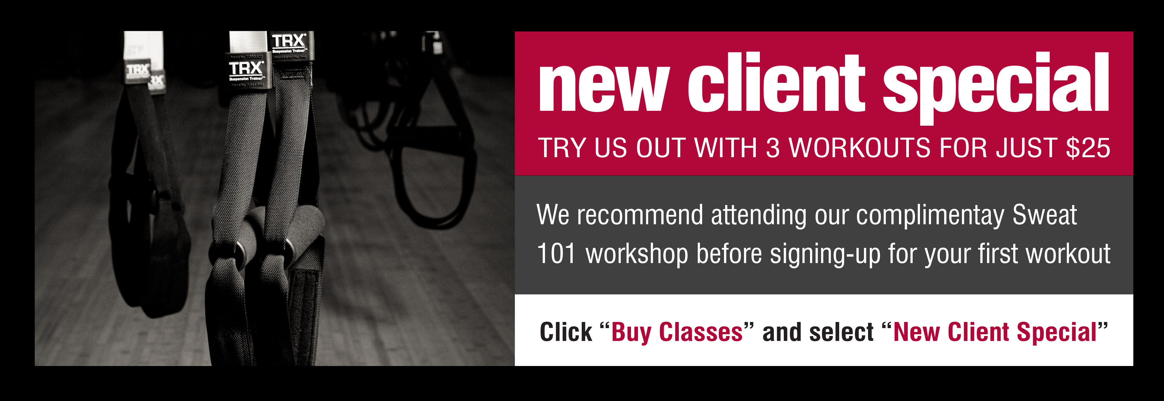 Stfwebbannernewclientv4g sweat therapy fitness is a locally owned fitness studio offering a diverse line up of small group workouts for all fitness levels the sweat therapy fitness xflitez Image collections