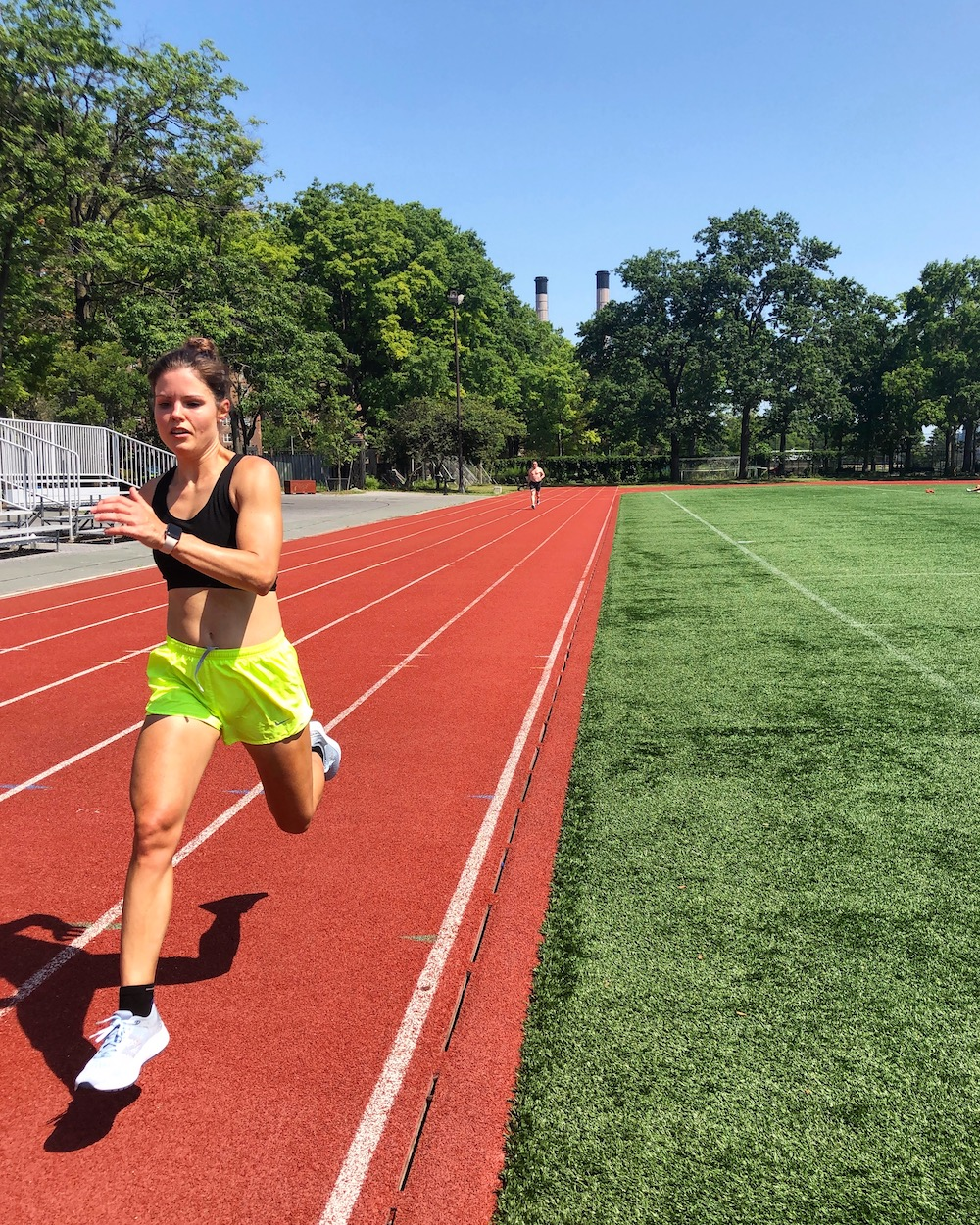 Running Workouts + Playlist From Jenna