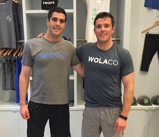 SWERVE Entrepreneurs: Terry & Alex White, WOLACO
