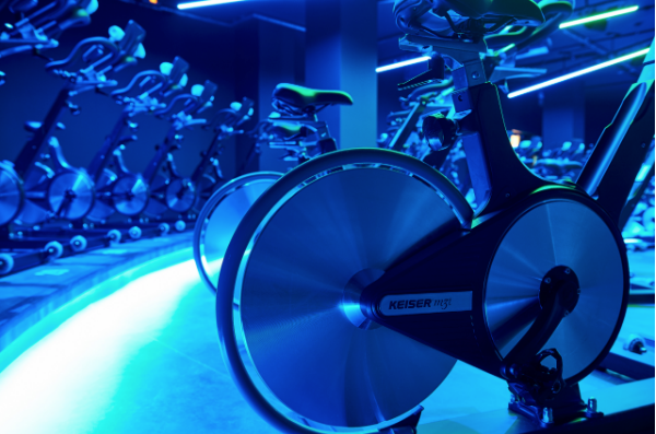 The Keiser M3i - the Porsche of Indoor Cycling