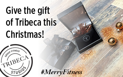 Give the gift of Tribeca this Christmas!