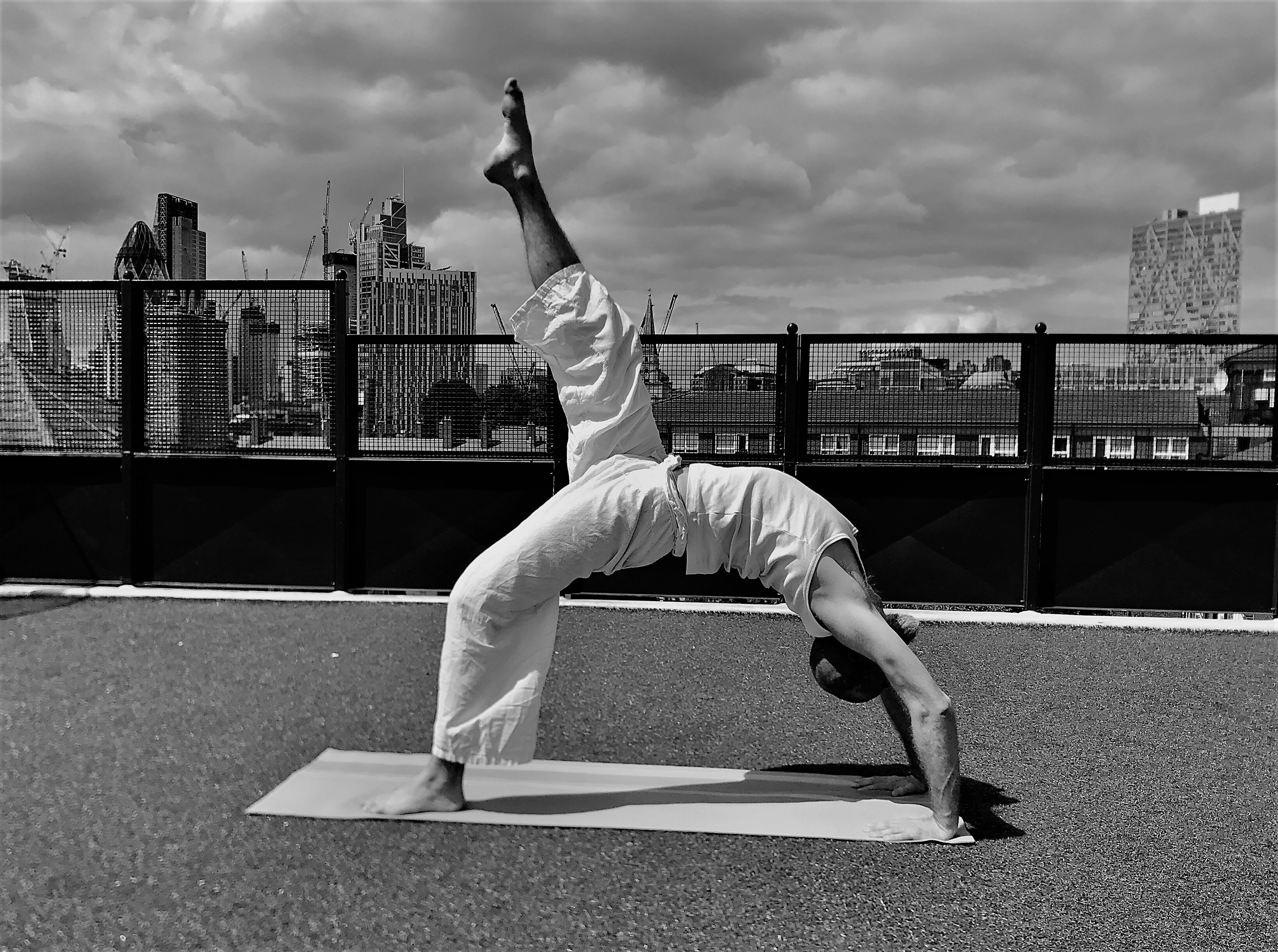 Healthy Backbends Workshop on Sunday 3rd Sept 4pm-6pm with Thomas Thoroe