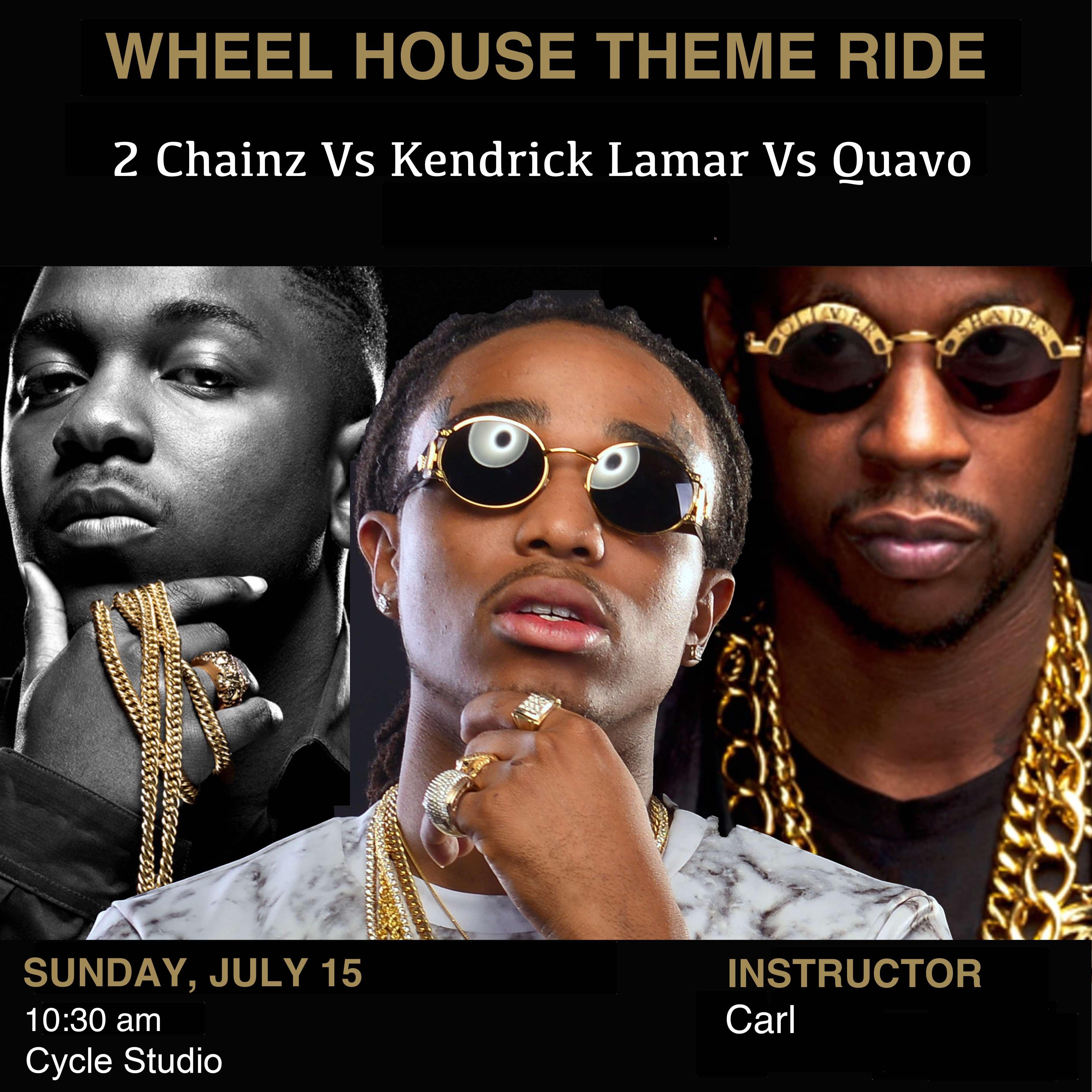 2 Chainz vs Kendrick Lamar vs Quavo