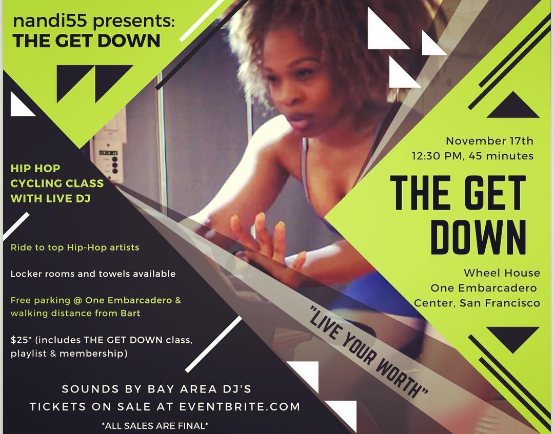 Nandi55 presents The Get Down