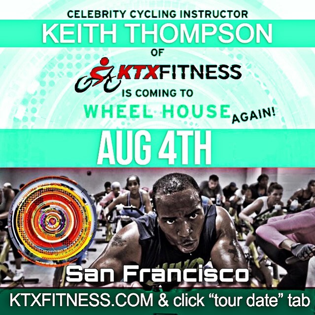 Keith Thompson of KTX Fitness