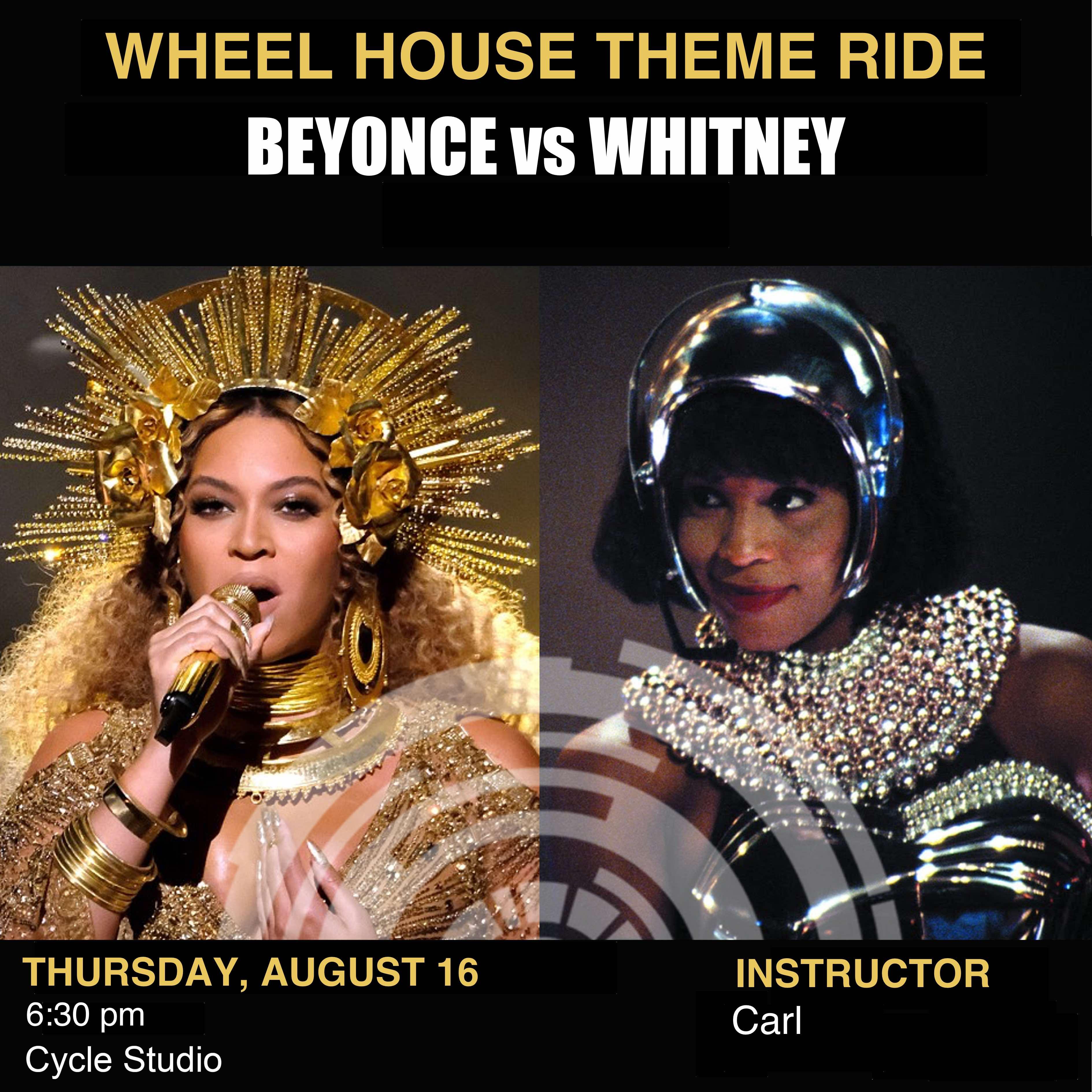 Beyonce vs Whitney