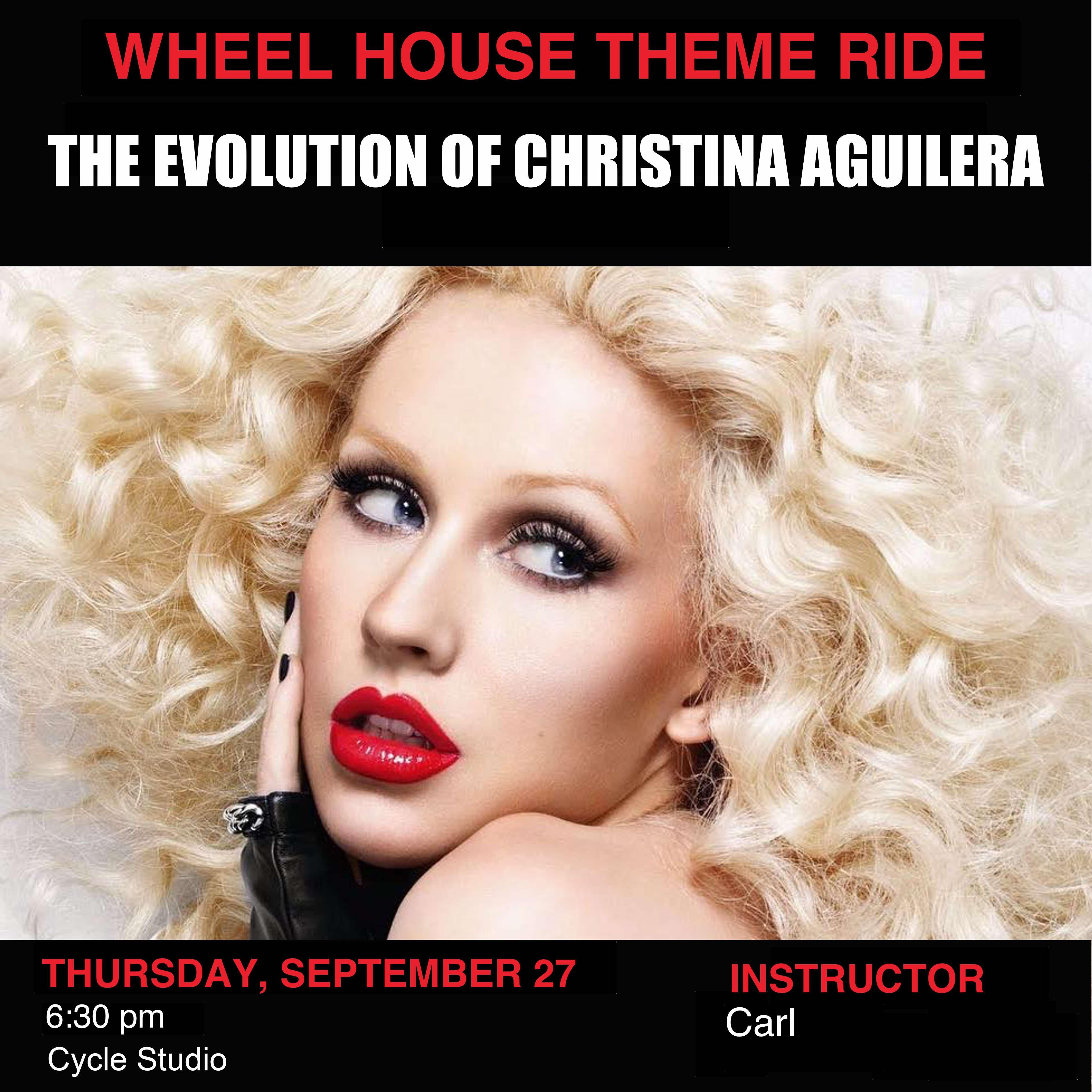 The Evolution of Christina Aguilera