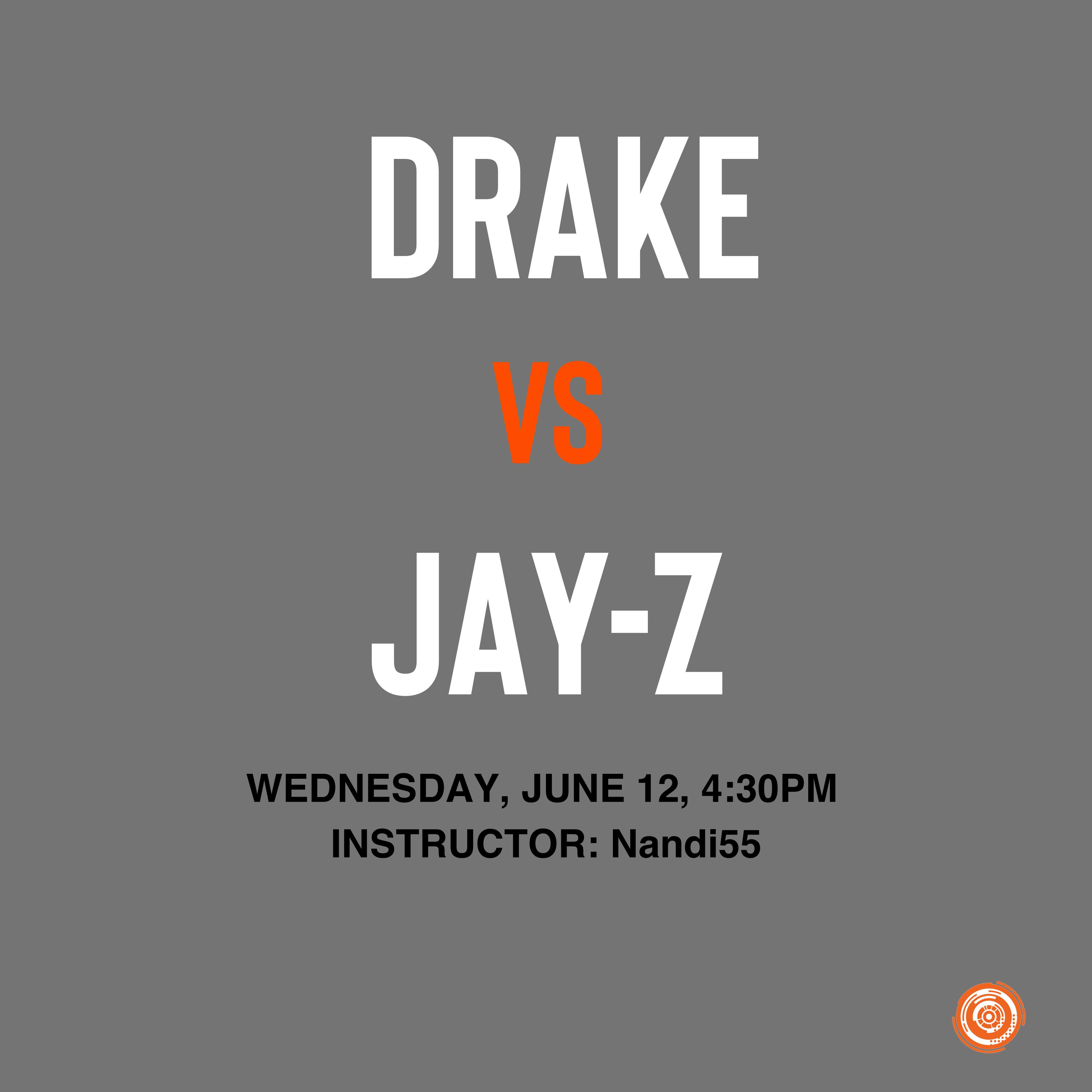 Drake vs Jay-Z
