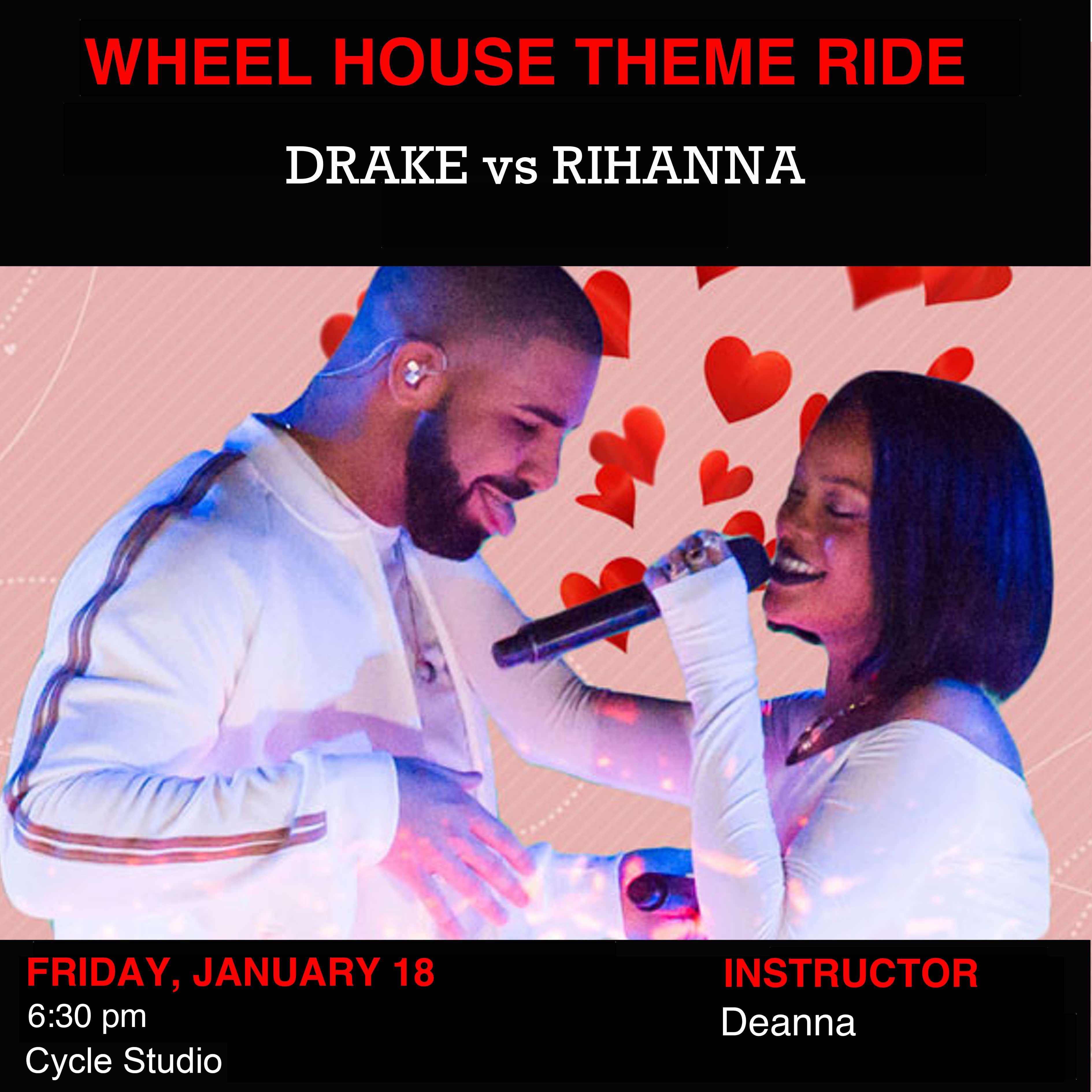 Drake Vs Rihanna