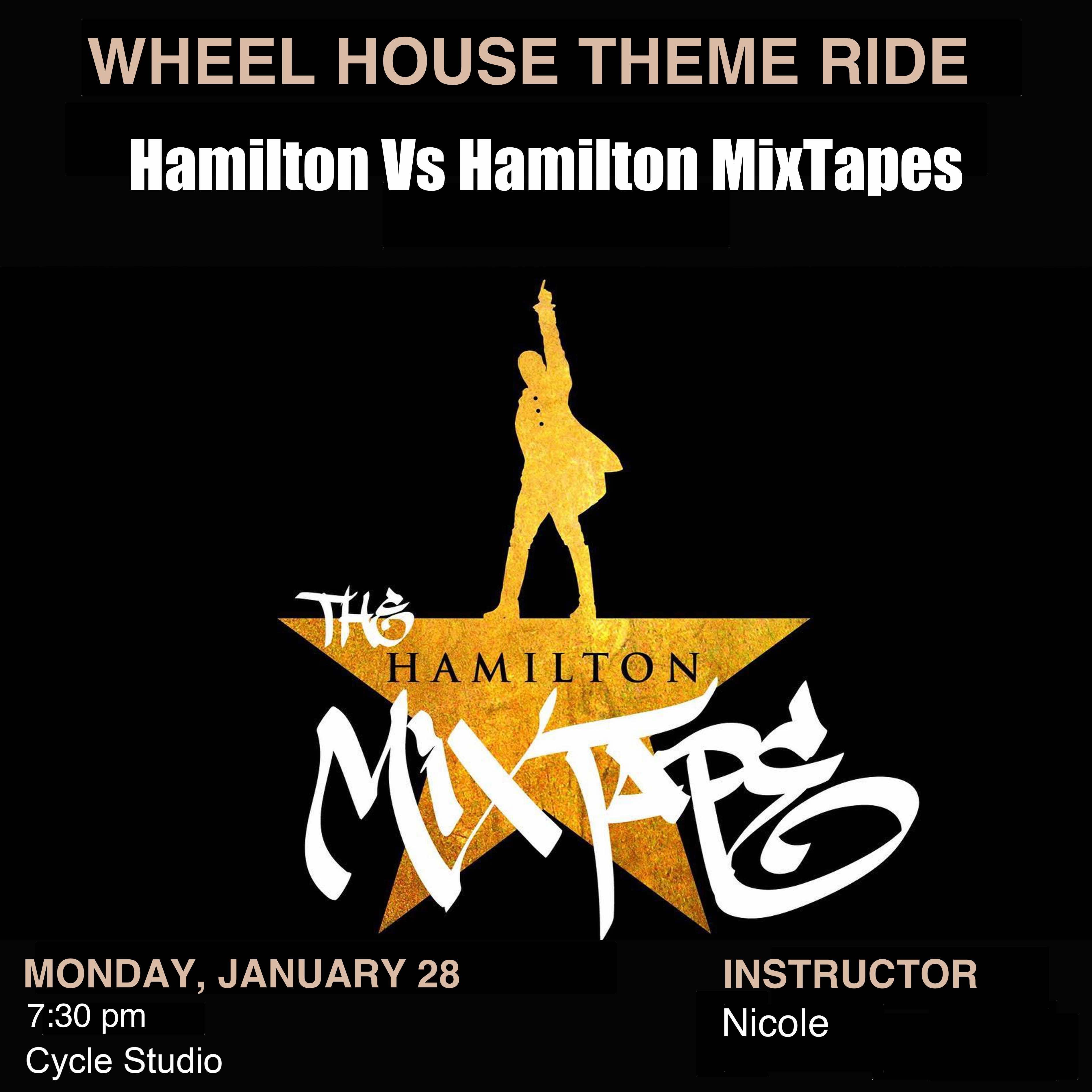 Hamilton vs Hamilton Mix Tapes