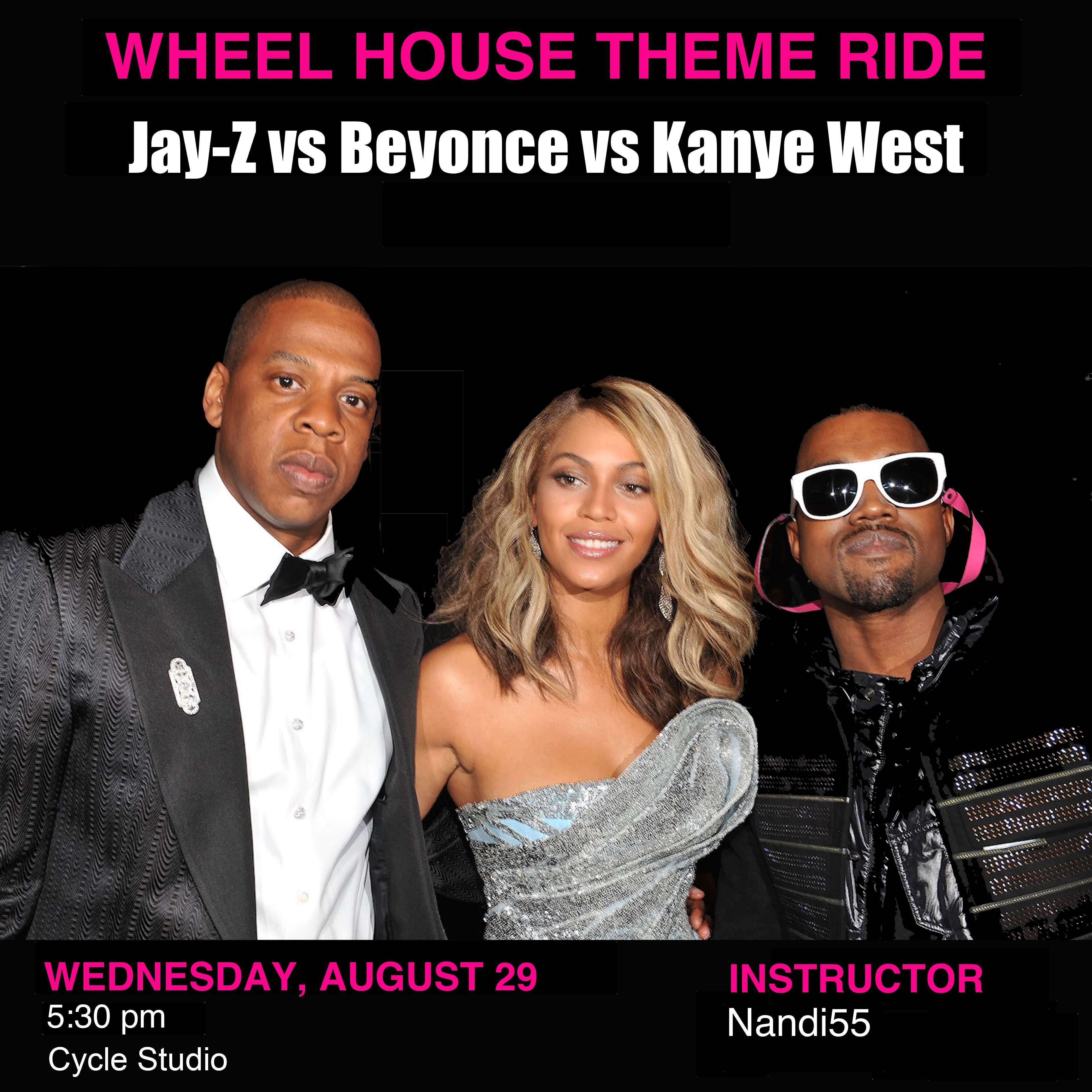 Jay-Z vs Beyonce vs Kanye West