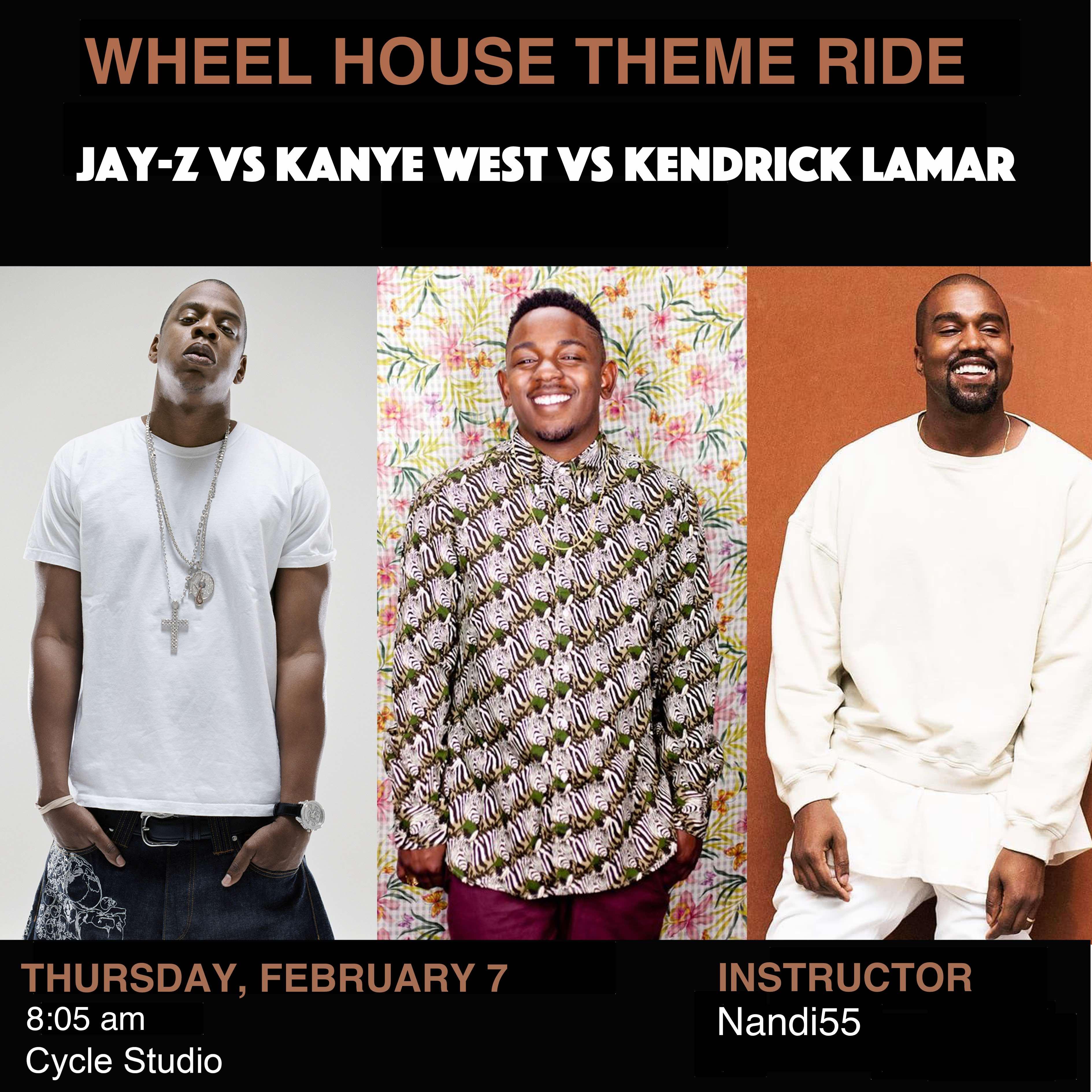 Jay-Z Vs Kanye West Vs Kendrick Lamar