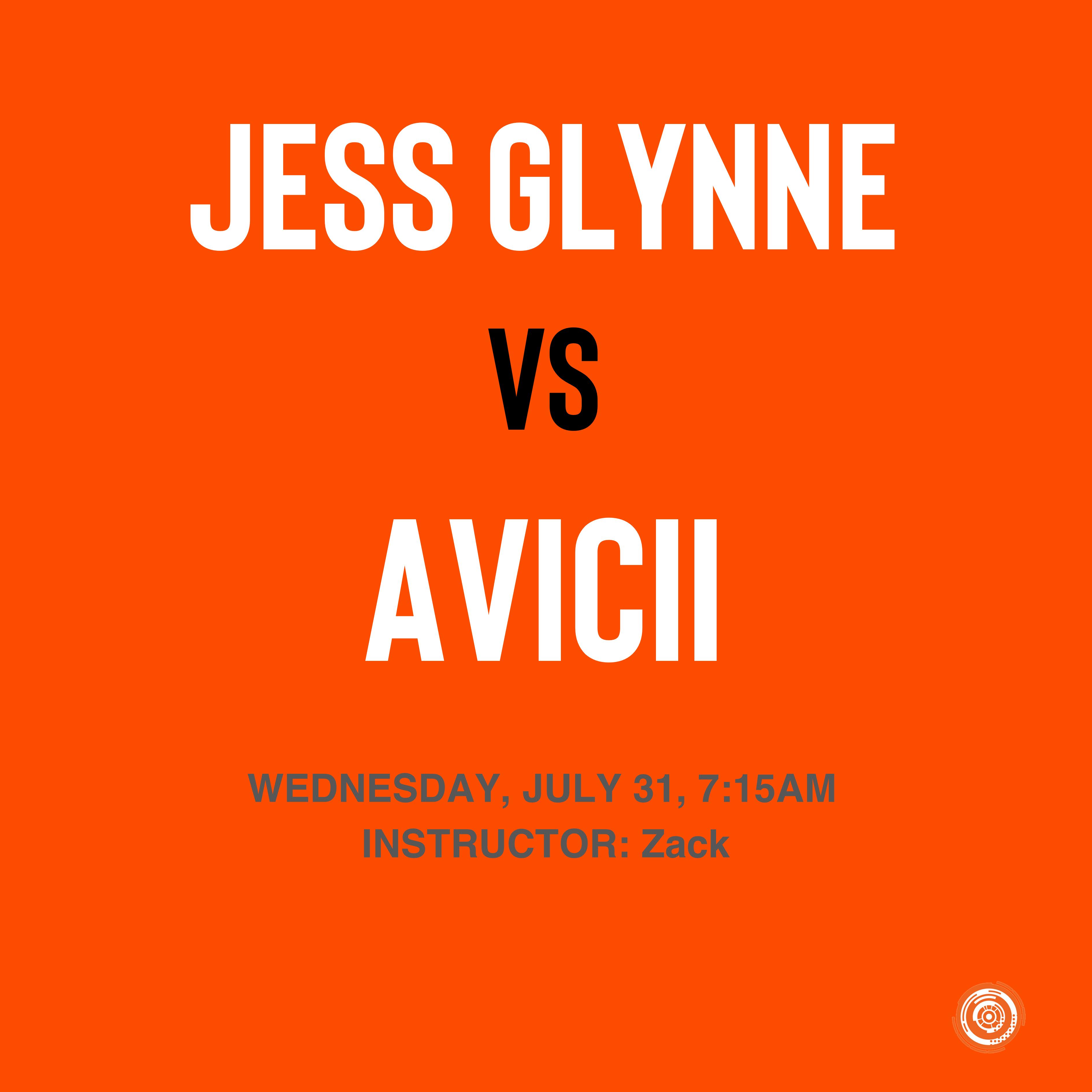 Jess Glynn vs Avicii