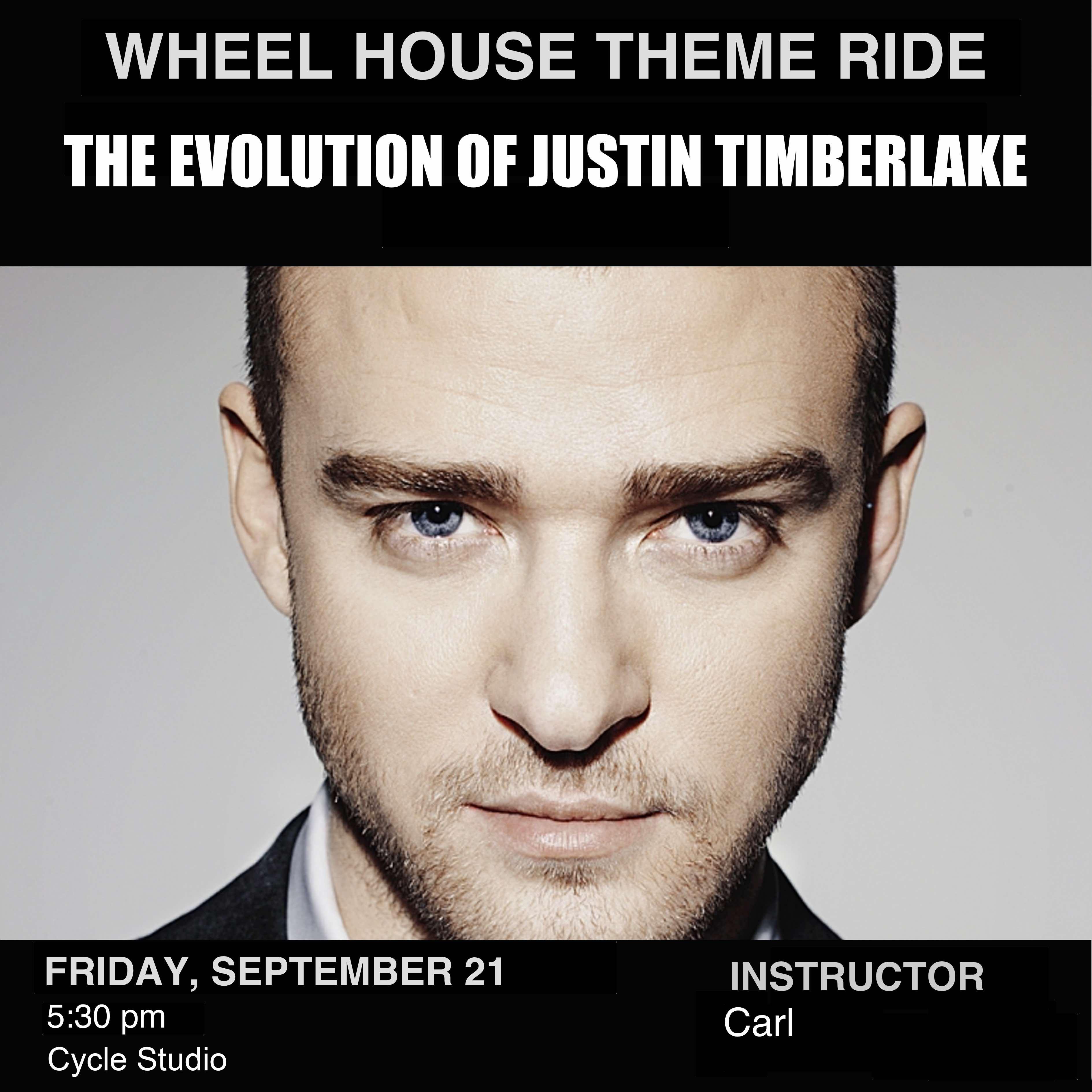 The Evolution of Justin Timberlake