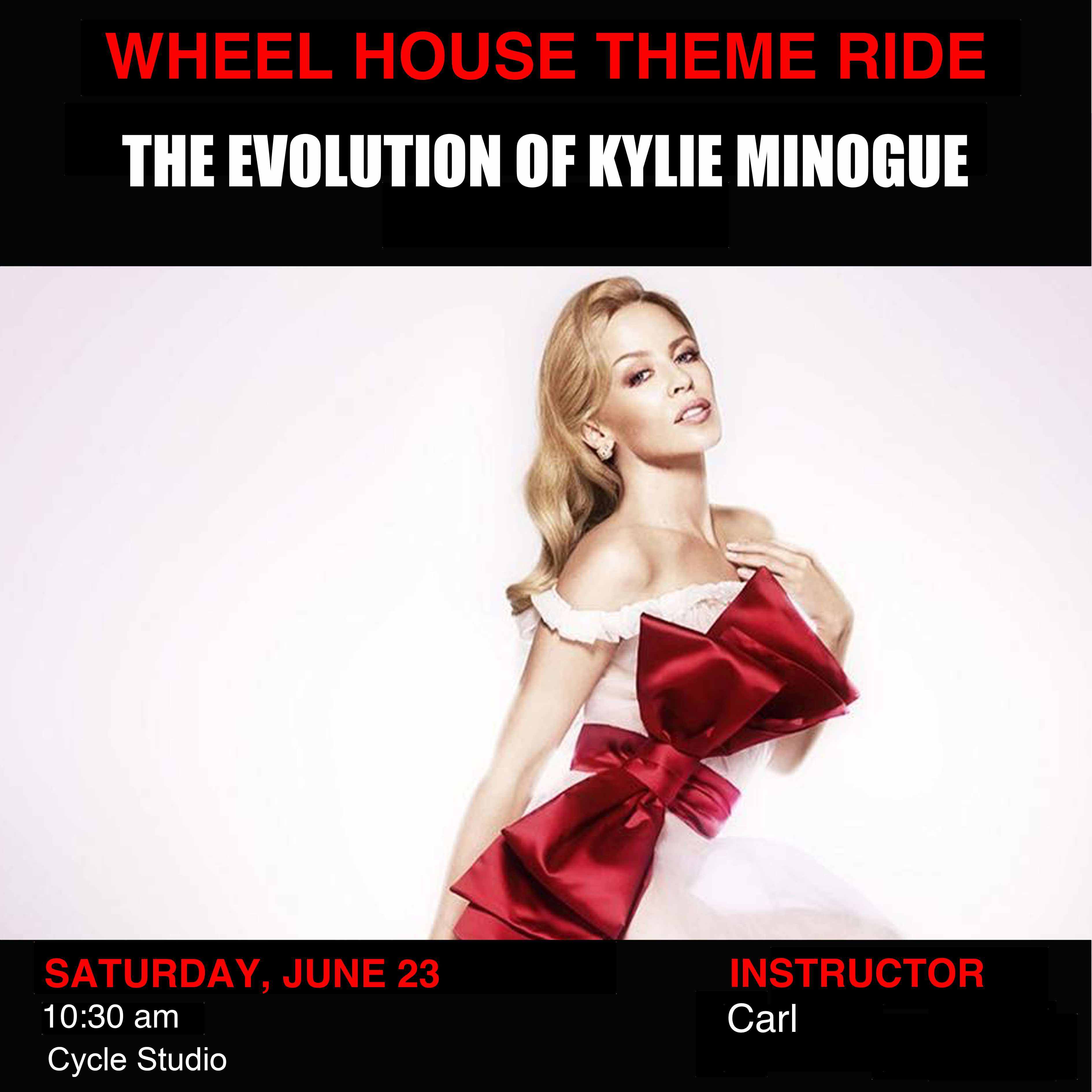 The Evolution Of Kylie Minogue