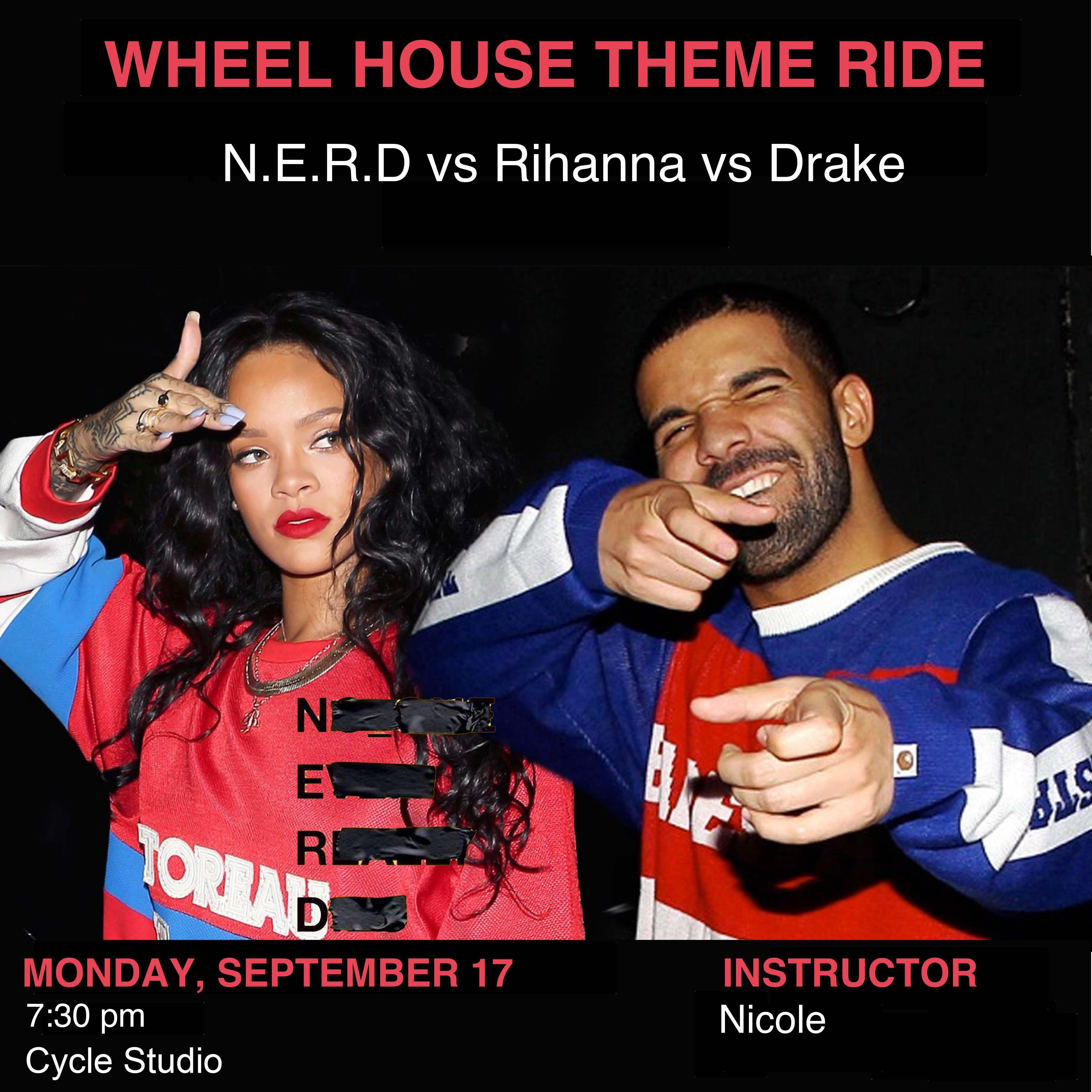 N.E.R.D vs Rihanna vs Drake