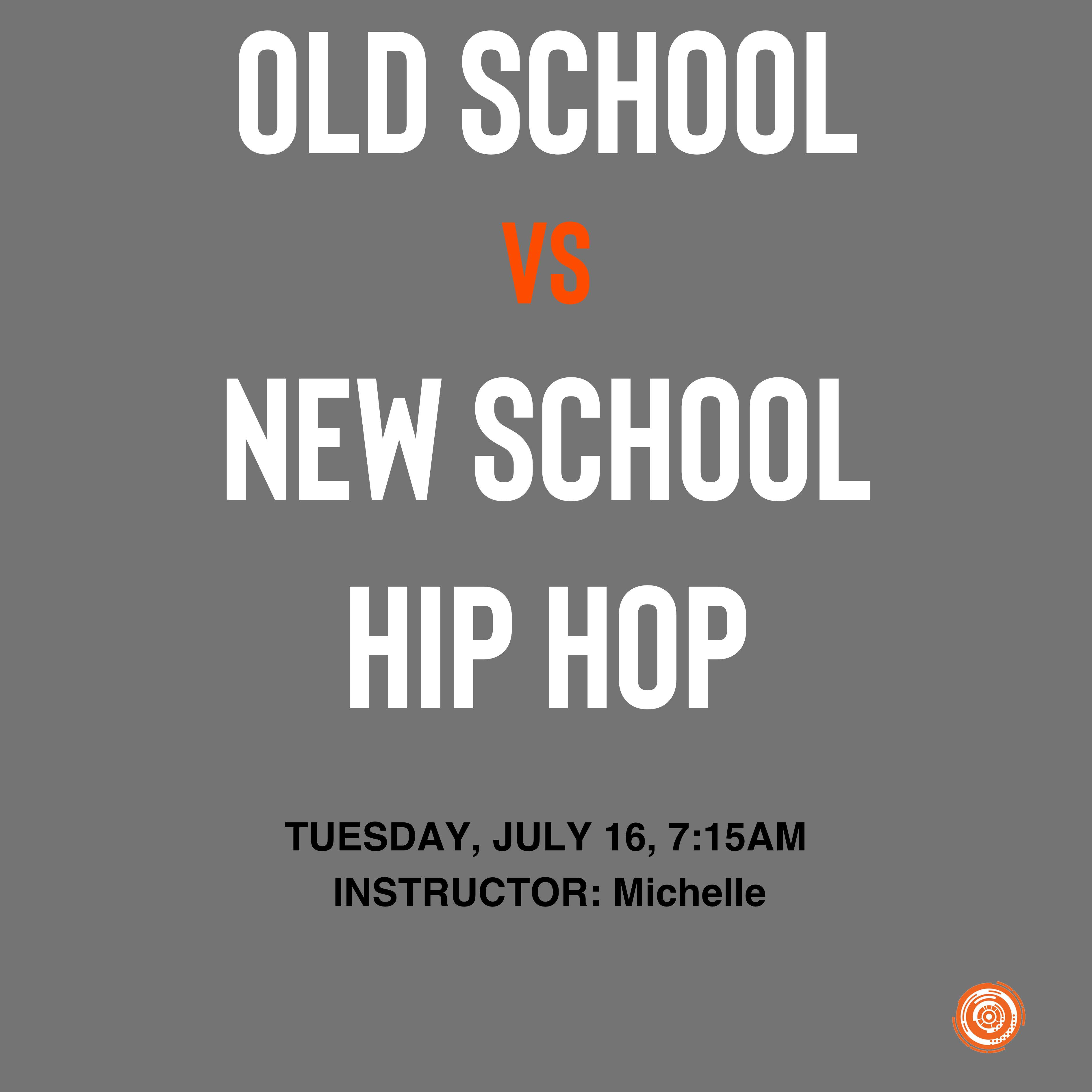 Old School vs New School Hop Hop