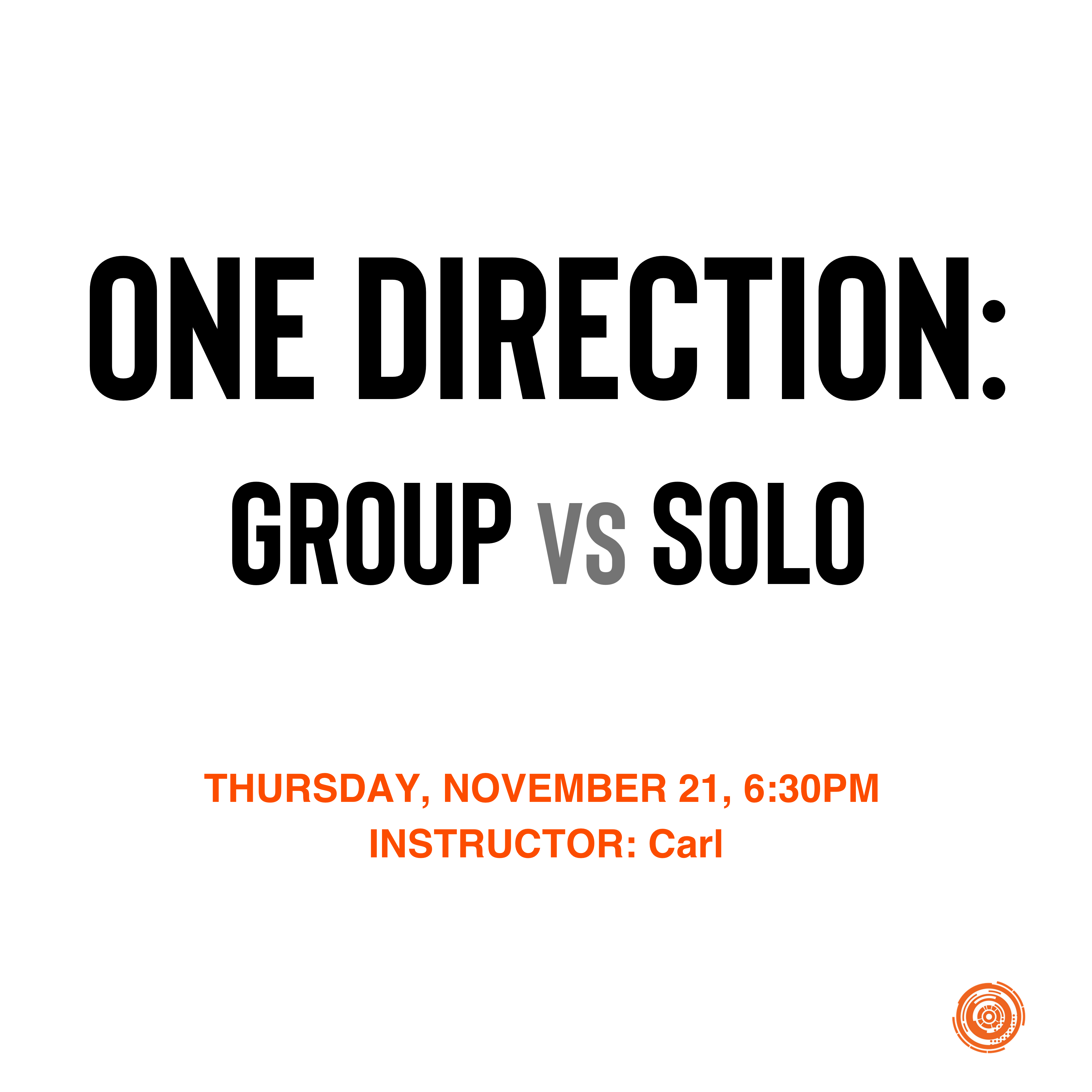 One Direction: Group vs Solo