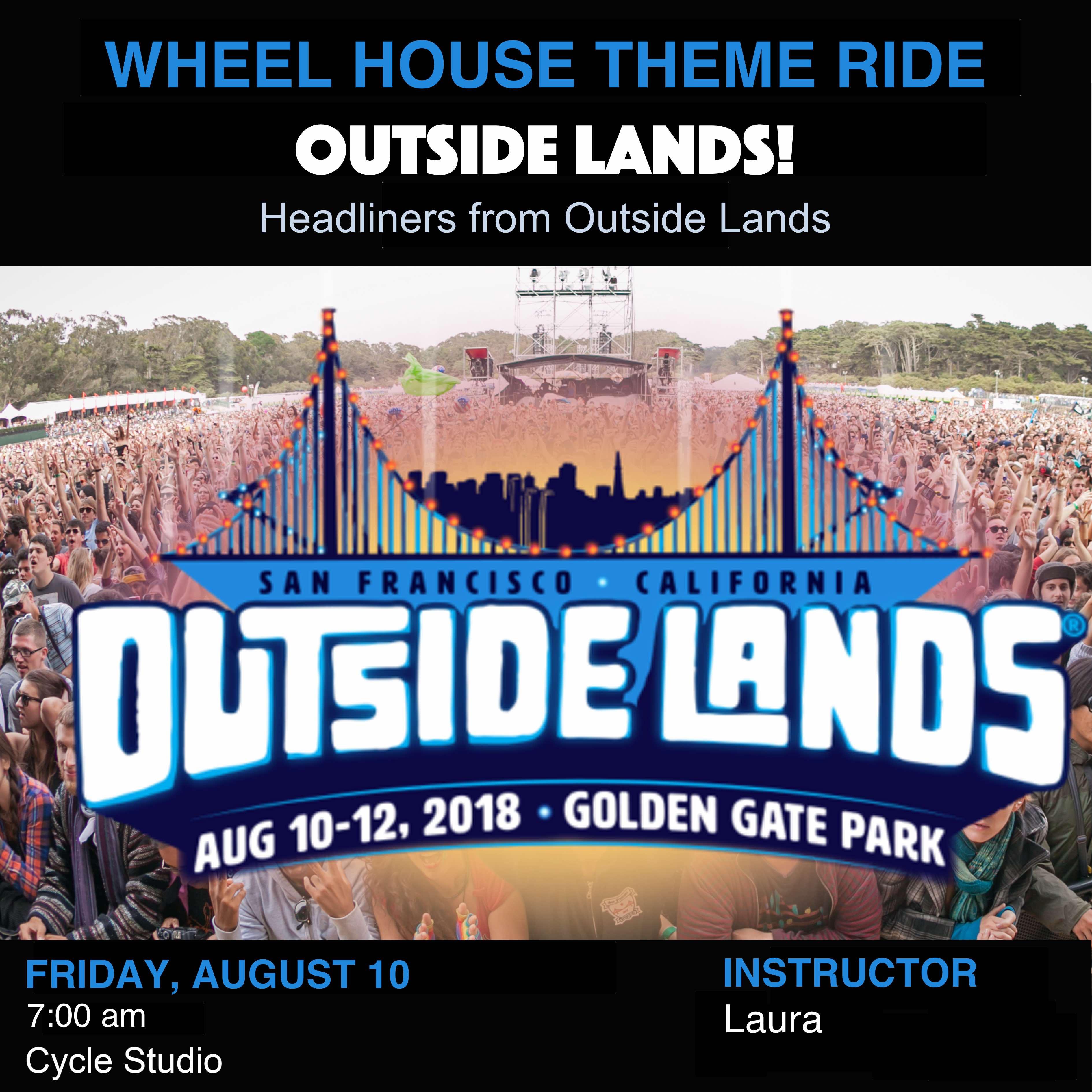Outside Lands!