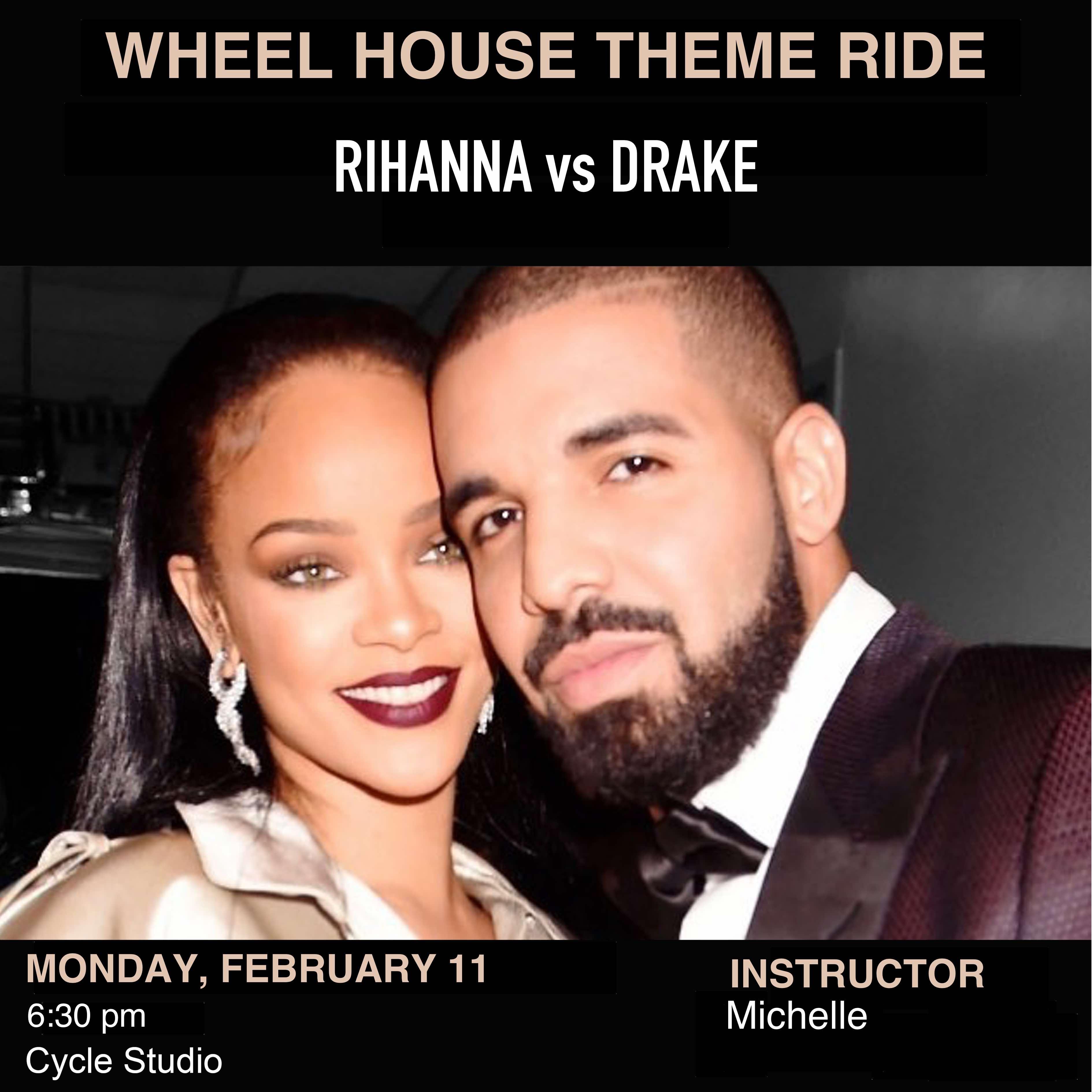Rihanna vs Drake