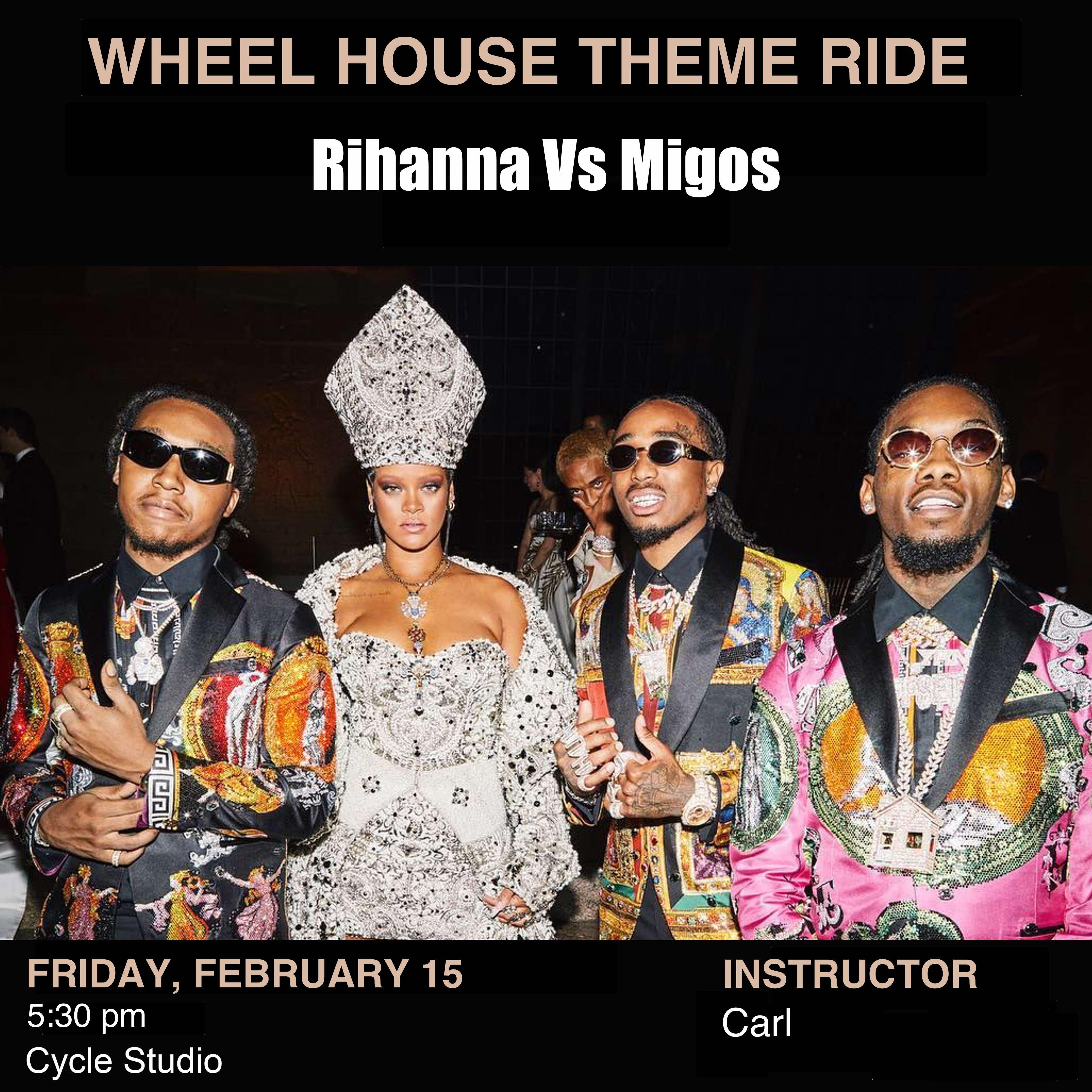 Rihanna vs Migos