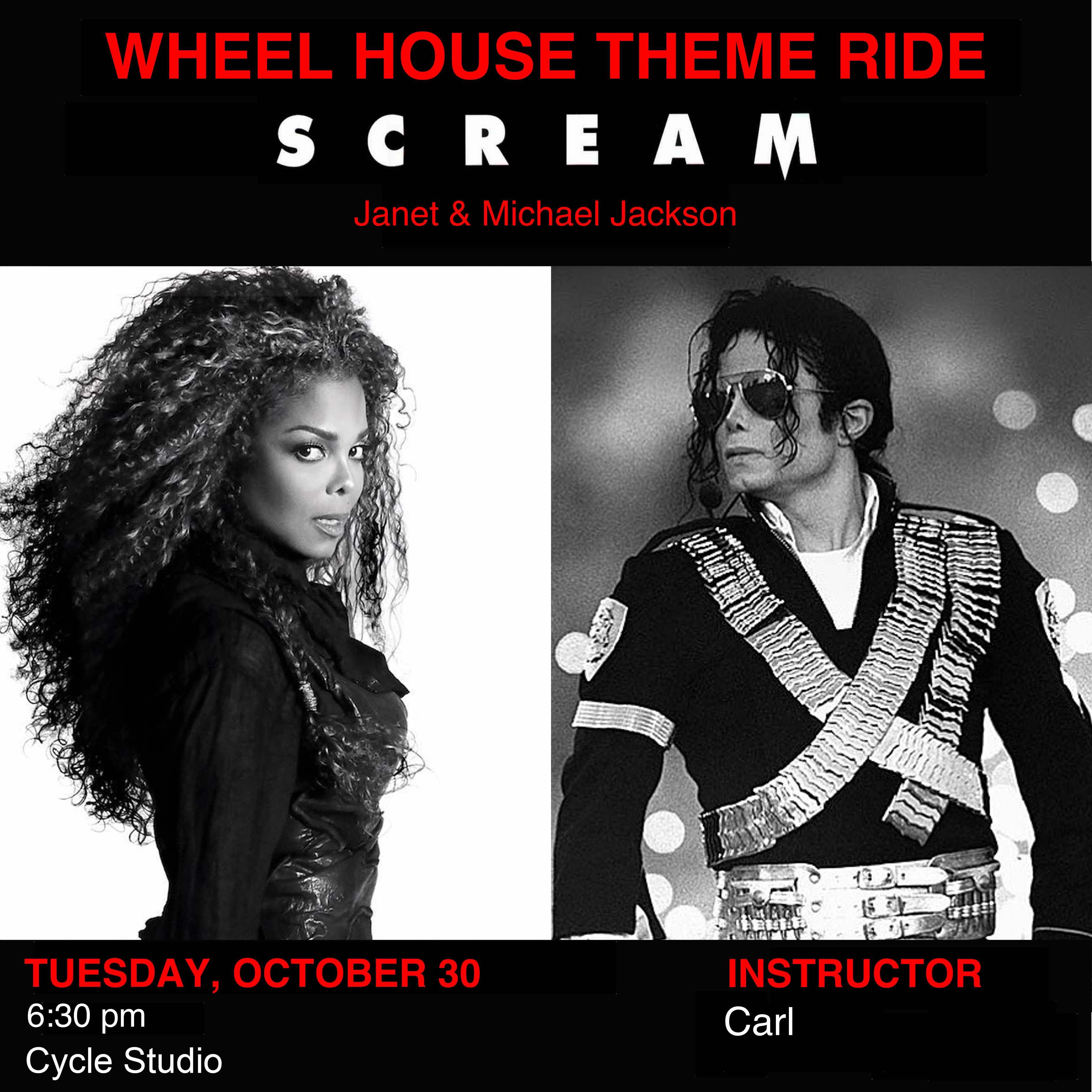Scream - Janet vs Michael Jackson