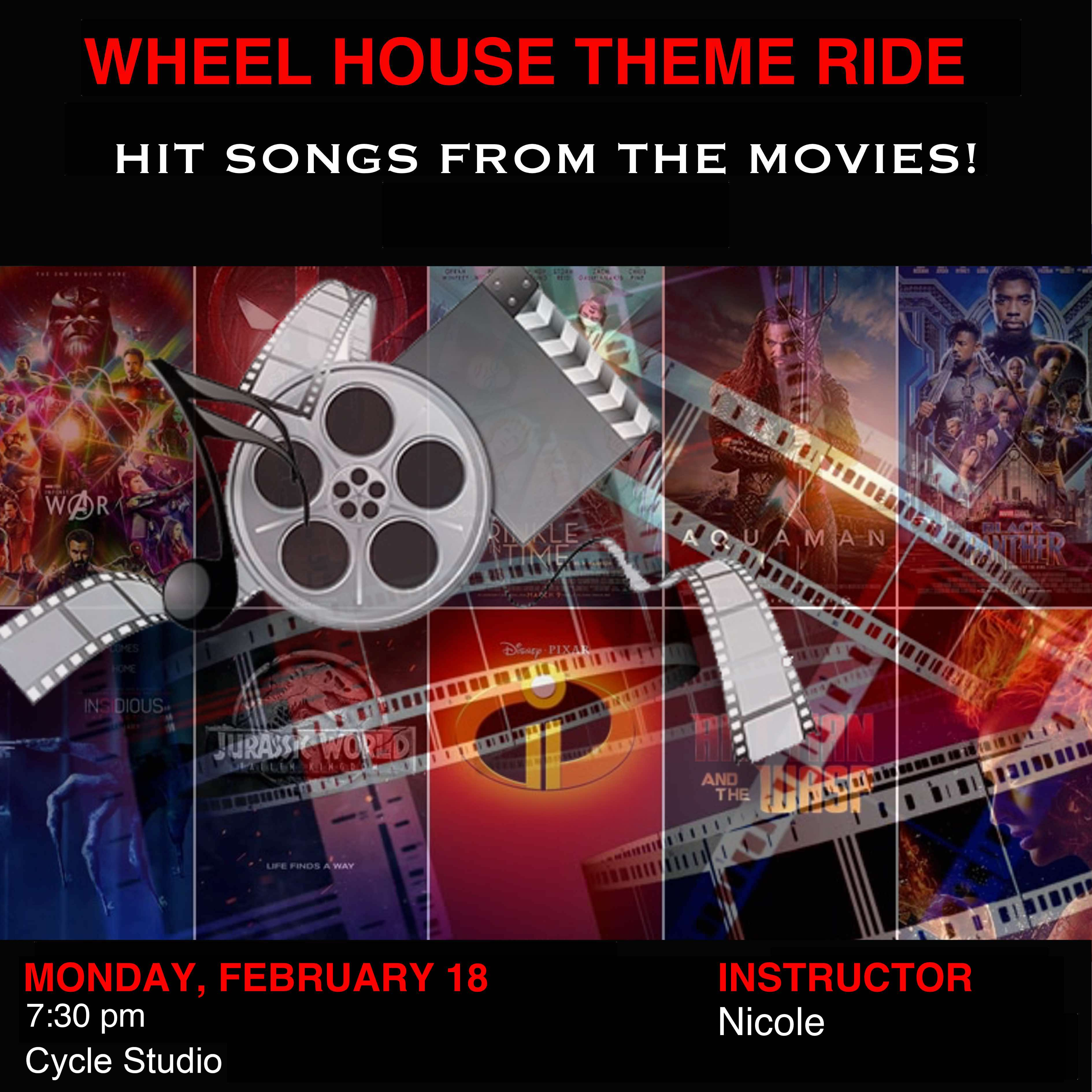 Hit Songs From The Movies!