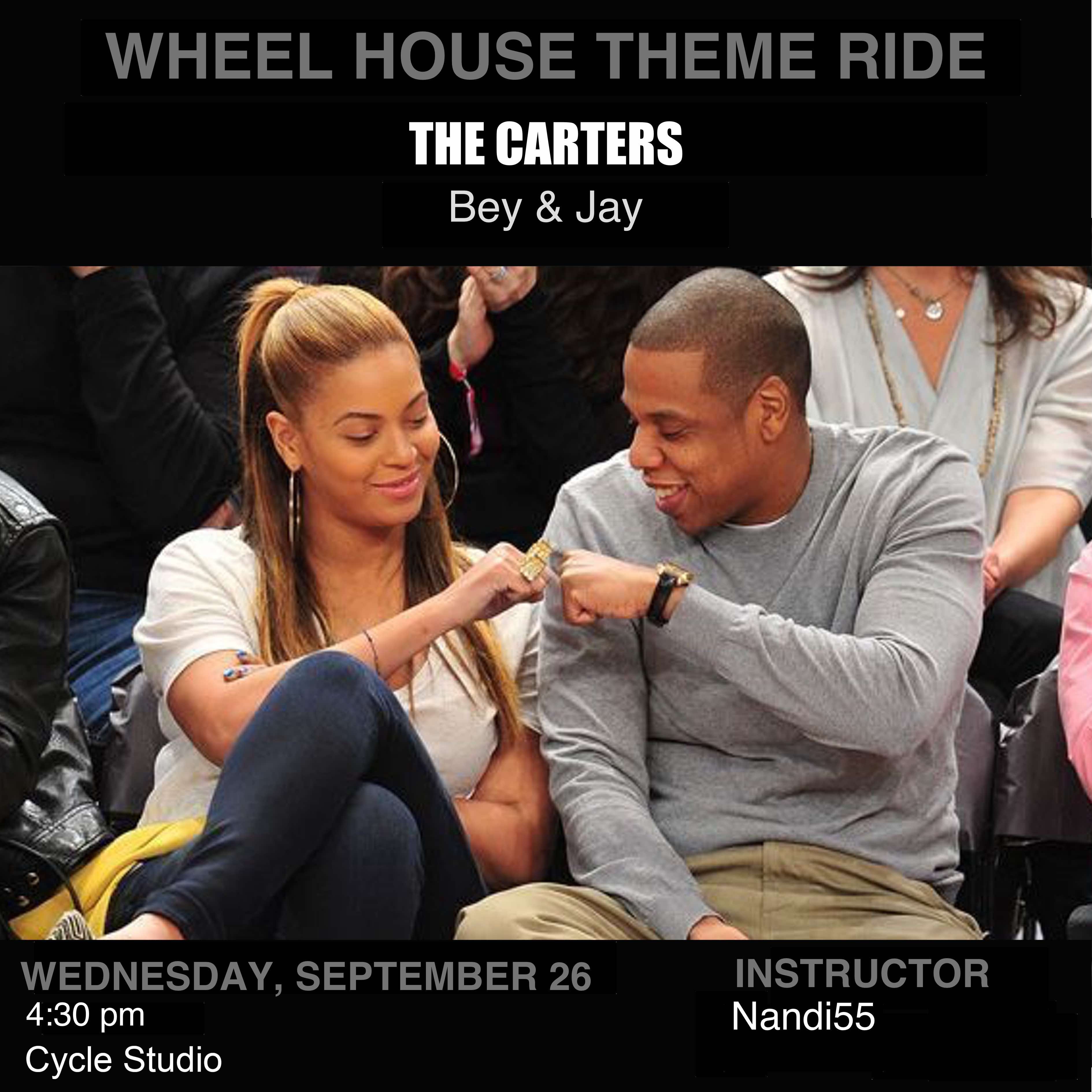The Carters - Bey & Jay