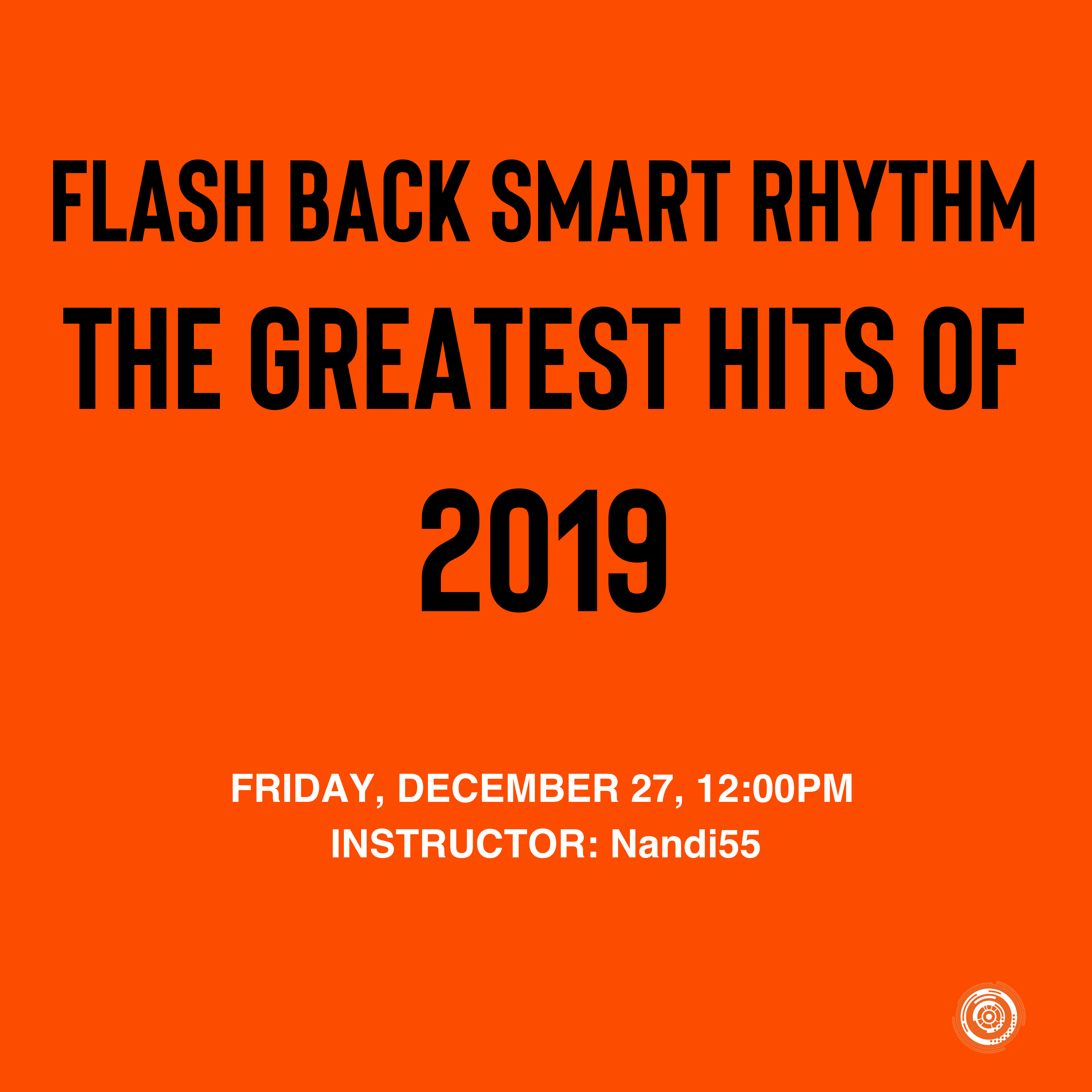 Flash Back Smart Rhythm: The Greatest Hits of 2019