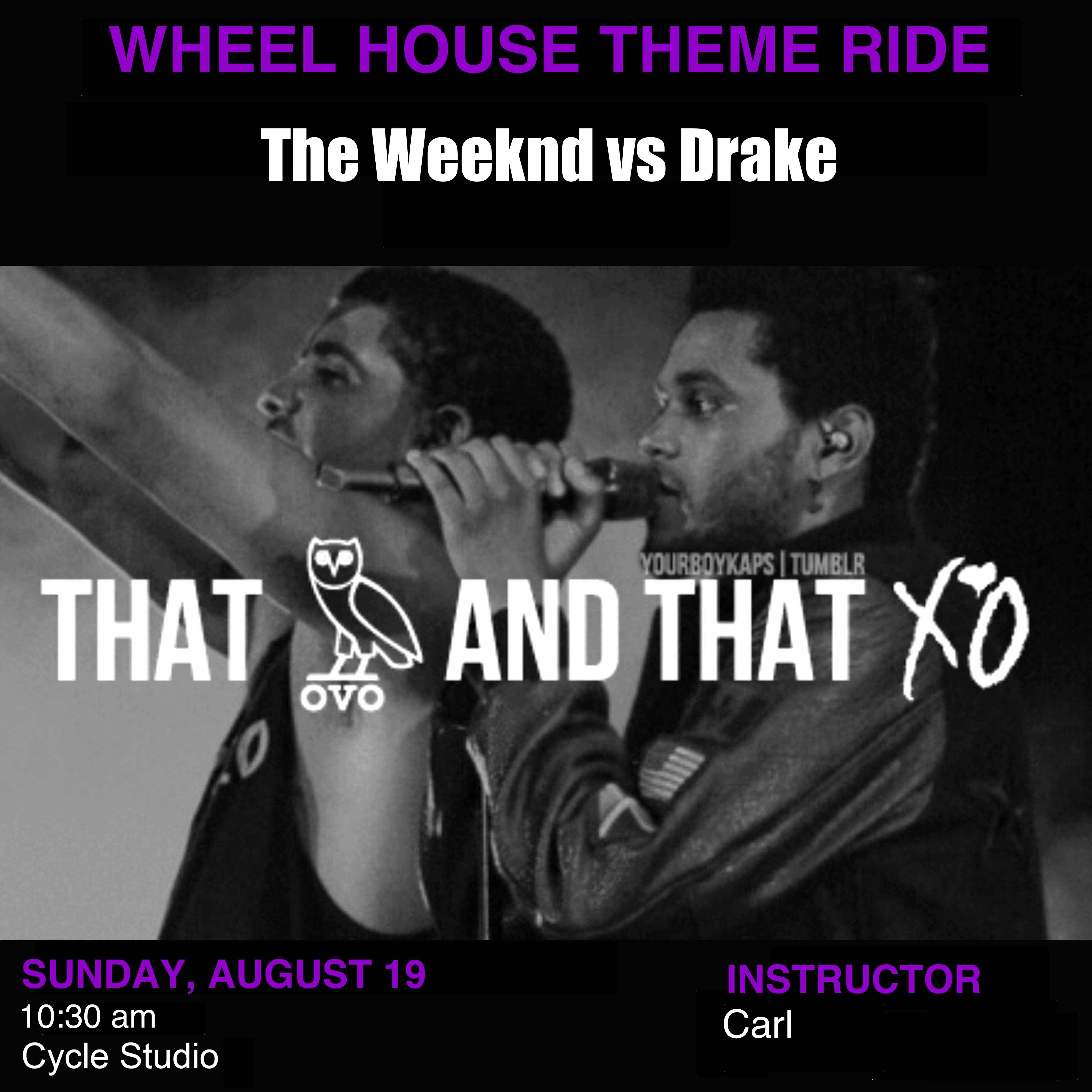The Weeknd vs Drake