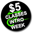 ZingCycle intro week $5 classes
