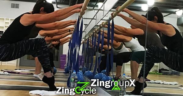 ZingroupX Barre
