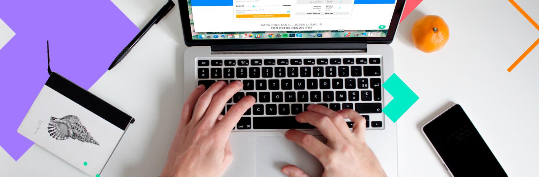 Lineru ofrece créditos que puedes usar en tus compras por Internet