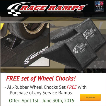 Free Wheel Chocks