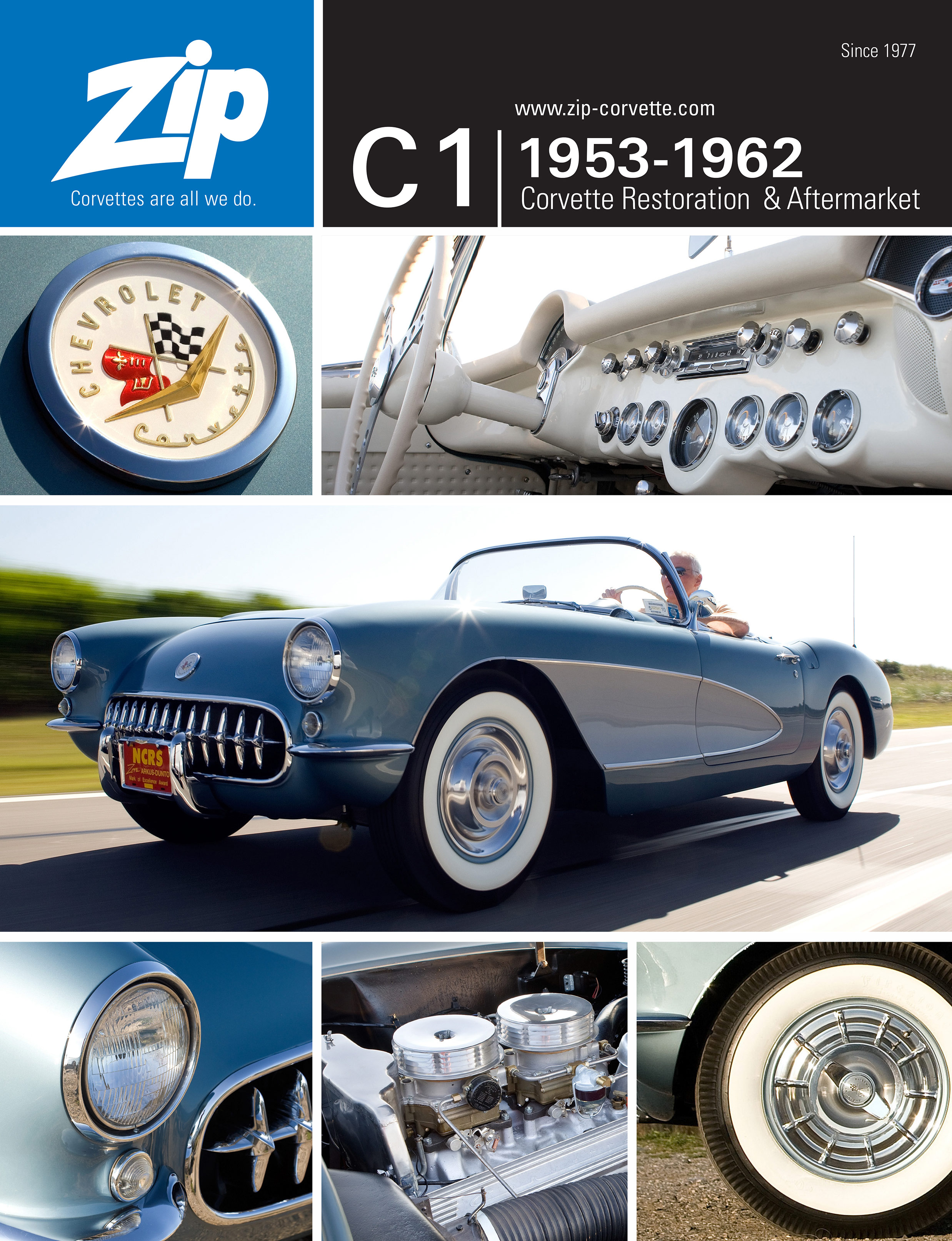 Corvette Parts And Accessories Performance And Restoration