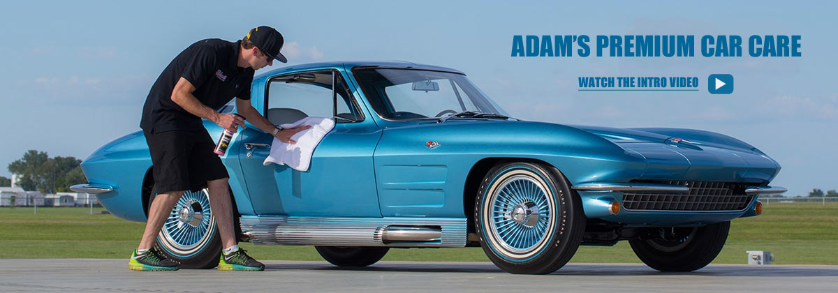 Adam S Premium Corvette Car Care