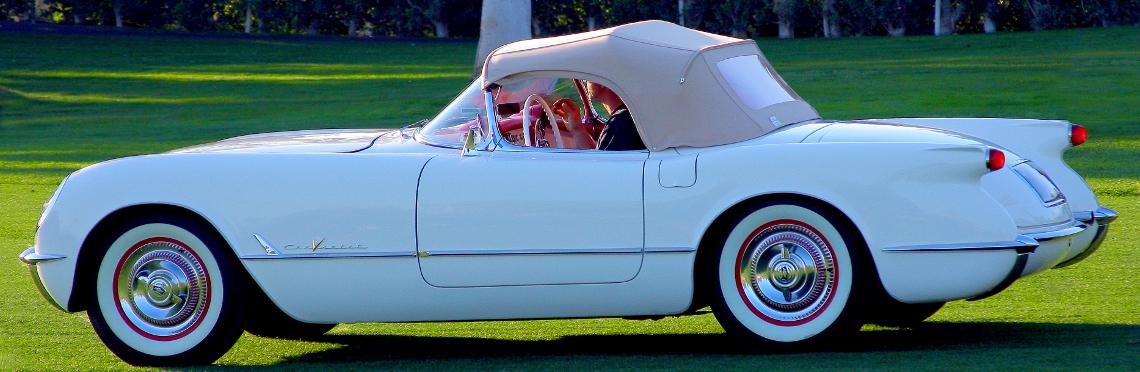1955 Corvette Parts