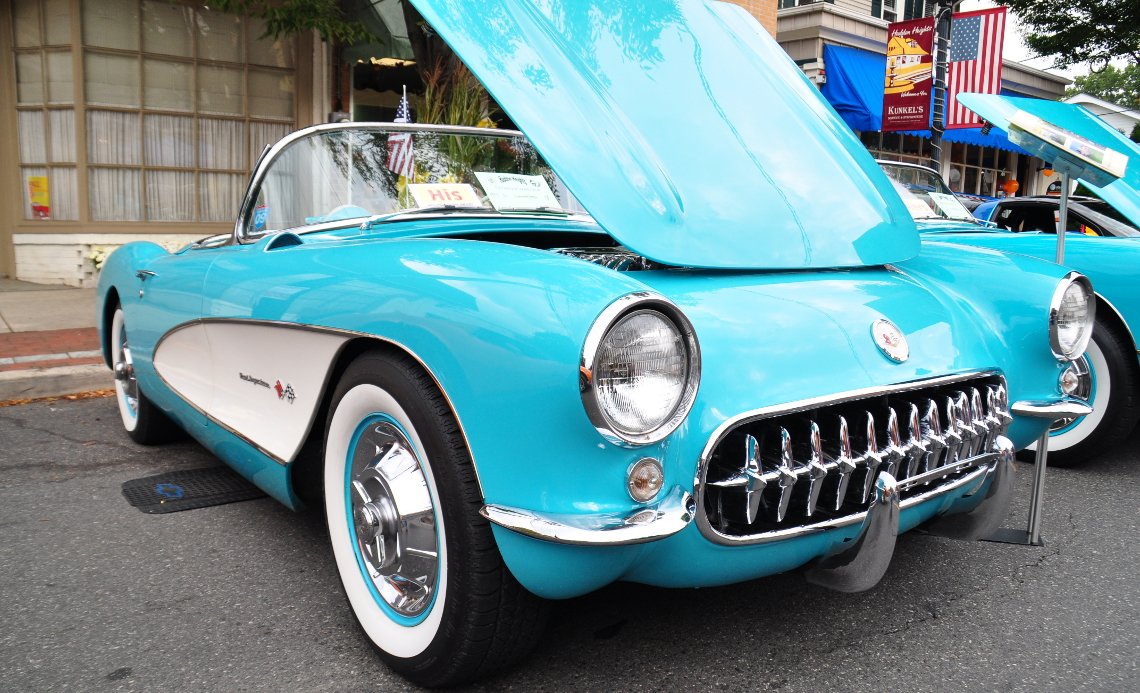 1957 Corvette Parts