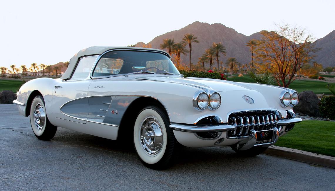 1960 Corvette Parts