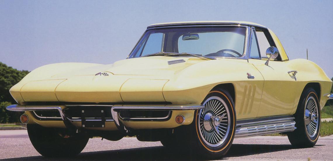 1965 Corvette Parts