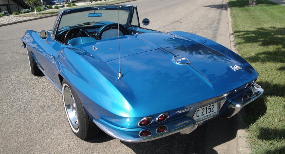 1967 Corvette Parts