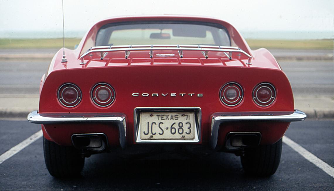1971 Corvette Parts