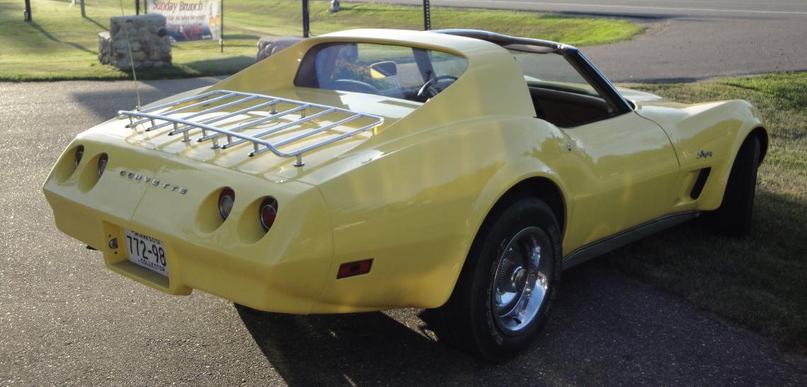 1974 Corvette Parts