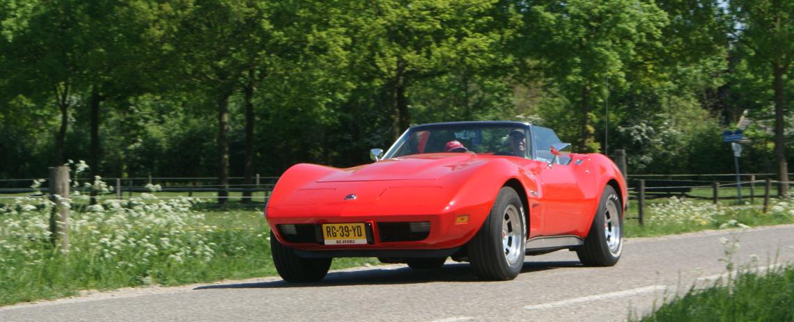 1975 Corvette Parts
