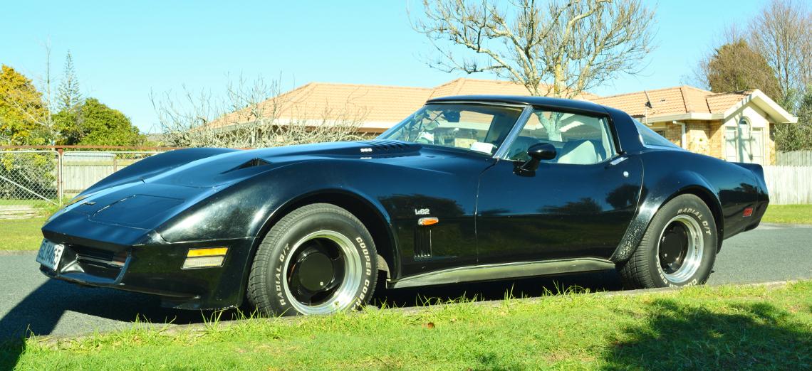 1980 Corvette Parts